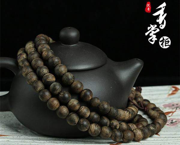 香掌柜沉香:佛珠手串能养生?这是真的!