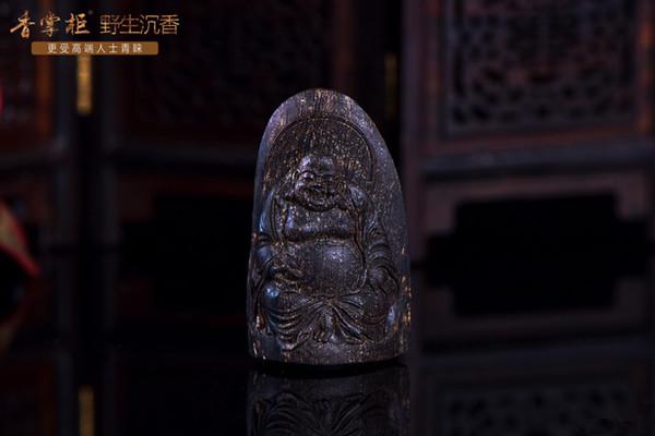 什么样的沉香雕件能算的上好雕件?